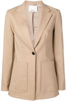 3.1 Phillip Lim Tailored wool jacket