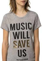 Tommy Hilfiger Music Saves Tee