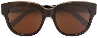 Stella Mccartney Eyewear Round Frame Sunglasses