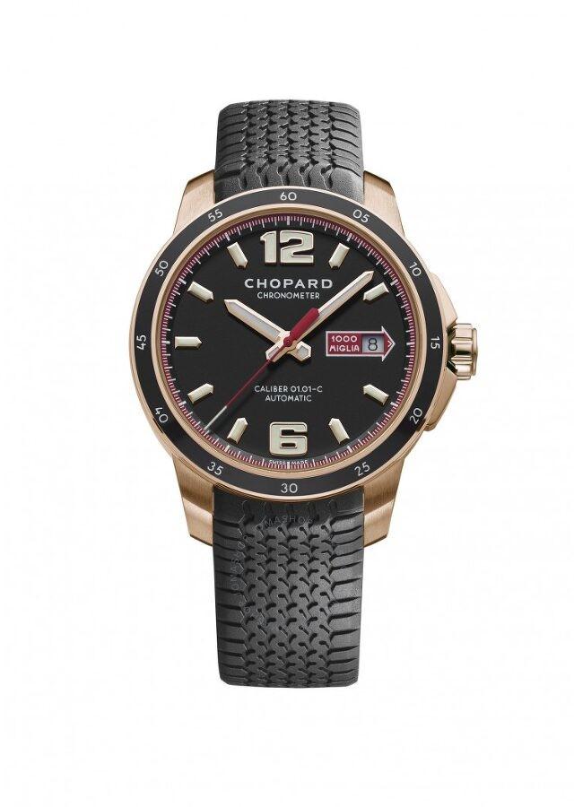 Chopard Millie Miglia GTS Automatic Black Dial Automatic Men's Watch