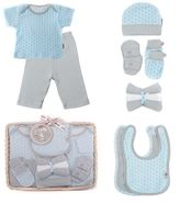 Tadpoles 12-pc. Layette Luxury Starburst Baby Boy Gift Set