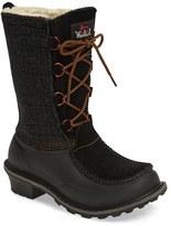 Woolrich Women's Fully Woolly Waterproof Snow Boot
