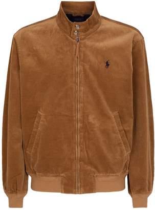 Polo Ralph Lauren Corduroy Bomber Jacket