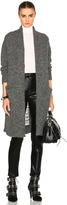 Current/Elliott Long Slash Pocket Cardigan