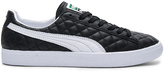 Puma Select Clyde Dressed Part Deux FM in Puma Black & Puma White
