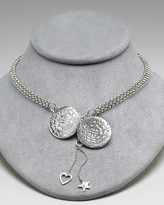 Women's New Medallion Necklace 15