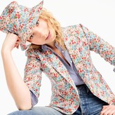 J.Crew Bucket hat in Liberty® poppy and daisy floral