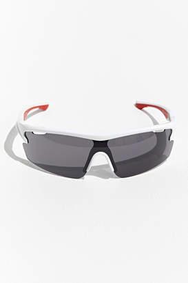 Urban Outfitters Sport Visor Rimless Wrap Sunglasses