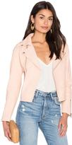 Steele Harlow Leather Jacket