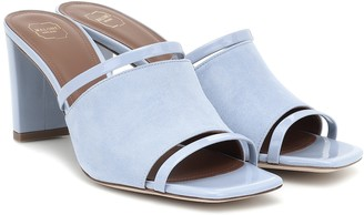 Malone Souliers Demi 70 leather sandals