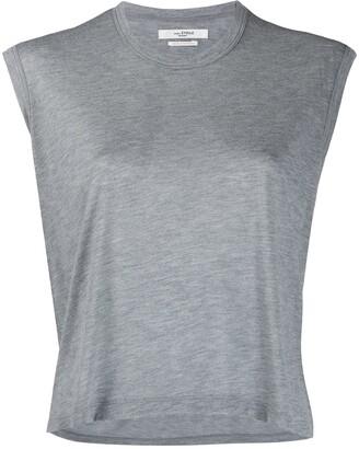 Etoile Isabel Marant plain loose-fit T-shirt