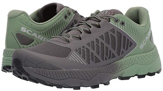 Scarpa Spin Ultra (Shark/Mineral Green) Women's Shoes
