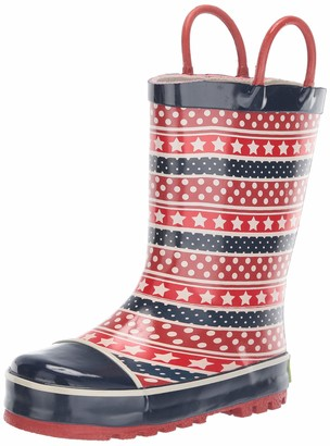 Western Chief Boys' Waterproof Printed Rain Boot