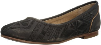 Musse & Cloud Women's Kendal Flat Black