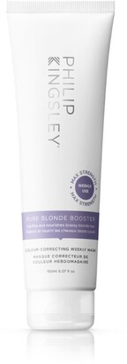 Philip Kingsley Pure Blonde Booster Colour-Correcting Weekly Mask