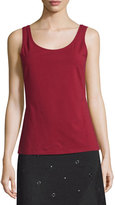 Nic+Zoe Perfect Scoop-Neck Tank, Oxide, Petite