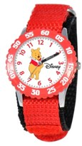 Thumbnail for your product : EWatchFactory Disney Pooh Boys' Stainless Steel Time Teacher Watch