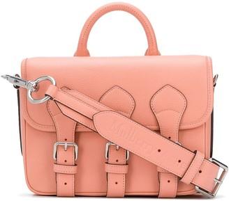 Acne Studios x Mulberry messenger bag