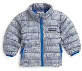 Patagonia Infant Boy's Down Sweater Jacket