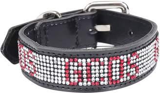 GCDS Crystal Collar For Dog