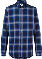 Paul Smith plaid shirt - men - Cotton/Spandex/Elastane - L