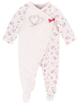 Bebe by Minihaha Girls Tilly L/S Romper (Exclusive) (NB - 9M)