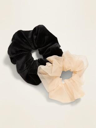 Old Navy Hair Scrunchie 2-Pack for Women