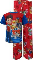 "Nickelodeon Paw Patrol Little Boys' Toddler ""Power of the Paw"" 2-Piece Pajama Set"