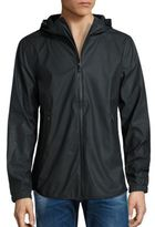 Revo Hooded Long Sleeve Jacket