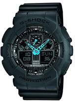 Casio G-Shock – Men's Analogue/Digital Watch with Resin Strap – GA-100C-8AER
