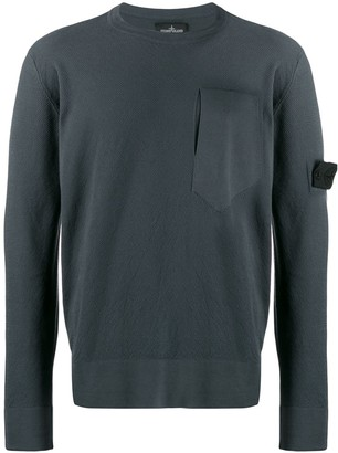 Stone Island Shadow Project Slit Pocket Sweater