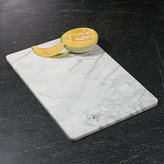 Crate & Barrel French Kitchen Marble Pastry Slab