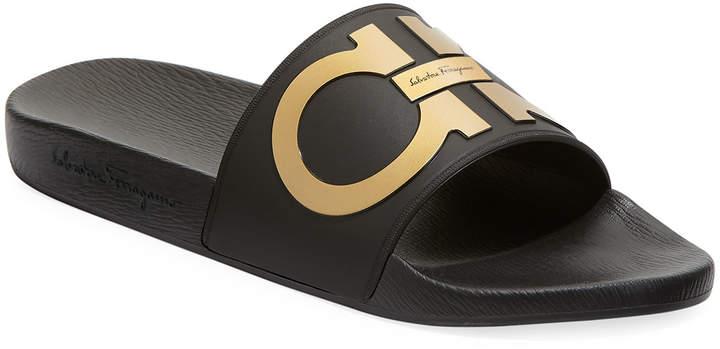 cc3747e680db Ferragamo Slides For Men