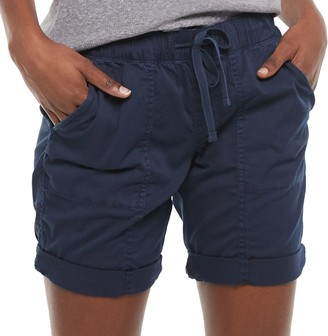 Sonoma Goods For Life Women's Utility Bermuda Shorts