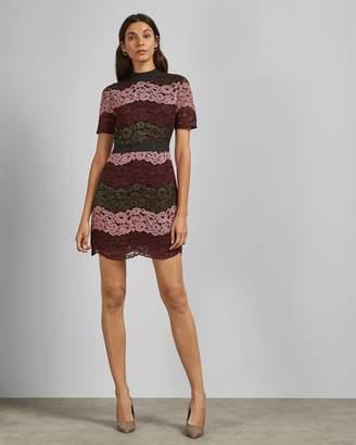 Ted Baker JASEYY A-line lace dress