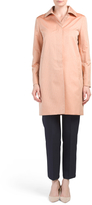 Made In Italy Lightweight Rain Coat