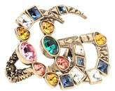 Gucci Double G multi-finger ring