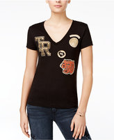 True Religion Patch Graphic T-Shirt