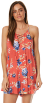 Rip Curl Eastern Tide Romper Red