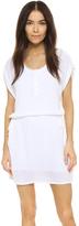 Splendid Rayon Crinkle Gauze Dress