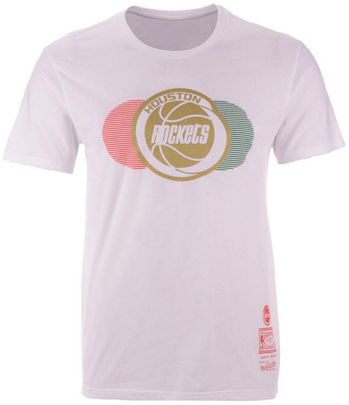 83451cb4c86 Mitchell   Ness White Men s Athletic Shirts - ShopStyle