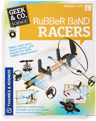 Thames & Kosmos 'Rubber Band Racers' Kit