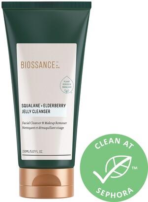 Biossance Squalane + Elderberry Jelly Cleanser