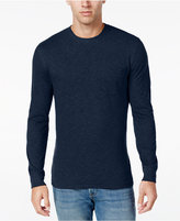 Club Room Men's Long Sleeve Pocket T-Shirt, Classic Fit, Only at Macy's