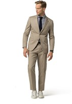 Tommy Hilfiger Tailored Collection Slim Fit Cotton Suit