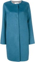 Manzoni 24 collarless coat