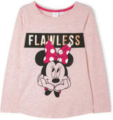 Disney NEW Flawless Minnie Tee Blush