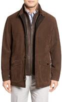 Peter Millar Steamboat Genuine Shearling Jacket