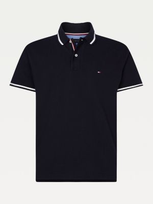 Tommy Hilfiger Big & Tall Tipped Collar Polo