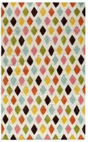 Momeni Boho Hand-Woven Wool Rug